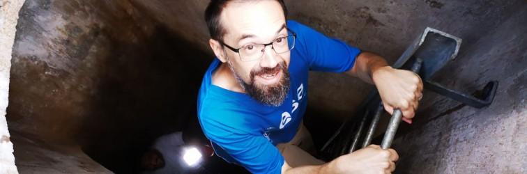 De la lumière au bout du tunnel de nain